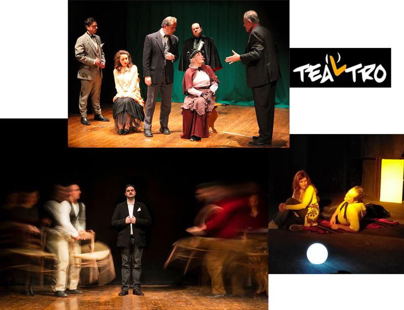 Teatro di narrazione, Storie di Onirica realtà - Racconti di un matto  di e con Francesco Mattonai